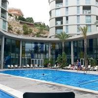 Photo taken at Hotel Agora Spa & Resort **** by Secundino S. on 9/28/2013