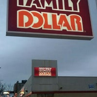 Photo taken at Family Dollar by BaronessAnn D. on 11/25/2015