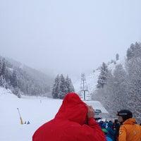 Photo taken at Bald Mountain by Travis B. on 2/8/2014