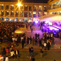 Photo taken at Colegio Salesiano Santa Julia by Omar G. on 3/3/2013