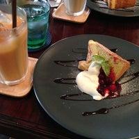 Photo taken at RAG CAFE by Masahiro M. on 8/25/2013