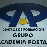 Photo taken at Academia Postal A Coruña by Manuel B. on 4/6/2013