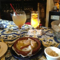 Photo taken at Tapeo Restaurant and Tapas Bar by Aude-Olivia D. on 6/14/2013