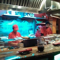 Photo taken at Musashi's Japanese Steakhouse by Gary M. on 9/19/2013