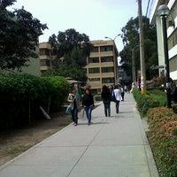 Photo taken at Universidad Nacional Mayor de San Marcos - UNMSM by Diana R. on 11/7/2012
