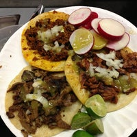 Photo taken at Tacos El Gallito by Jenny M. on 2/28/2013