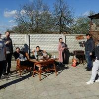 Photo taken at Слов'янськ by Aleksandr B. on 4/16/2016