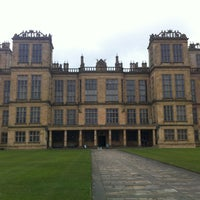 Photo taken at Hardwick Hall by Ric P. on 4/17/2013