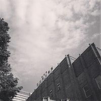 Photo taken at Hibiya Public Hall by valleyentrance on 6/8/2013