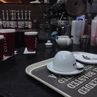 Photo taken at Costa Coffee by Cynthia M. on 6/12/2015