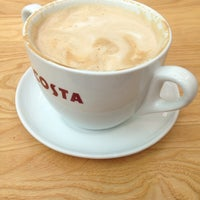 Photo taken at Costa Coffee by Cynthia M. on 7/12/2014