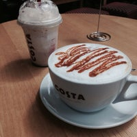 Photo taken at Costa Coffee by Cynthia M. on 7/5/2014