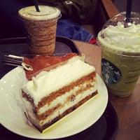 Photo taken at Starbucks by Kim E. on 10/15/2012