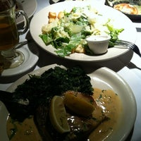 Photo taken at New Campo Argentino SteakHouse by Denisse T. on 11/18/2012