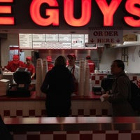 Photo taken at Five Guys by Anthony C. on 12/1/2012