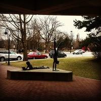 Photo taken at Nichols Library: NPL by Iya I. on 3/16/2013