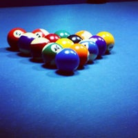 Photo taken at Shooters Pool Table™ by Christian Gabriel R. on 11/4/2012