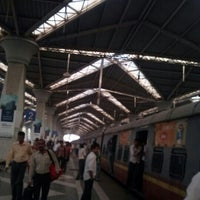 Photo taken at Panvel Railway Station by Sameer M. on 11/7/2012