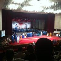 Photo taken at Кыргызская национальная филармония им. Т. Сатылганова by Aika B. on 5/22/2013