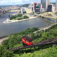 Photo taken at Duquesne Incline by Heather R. on 7/5/2013