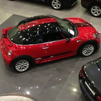 Photo taken at BMW АВТОDOM by Sergey B. on 12/13/2012