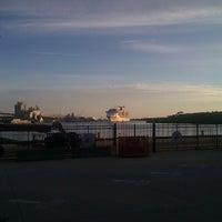 Photo taken at Port of Tampa by Jason B. on 11/4/2012