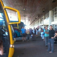 Photo taken at Terminal de Buses Osorno by Tomás A. on 1/22/2013