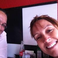 Photo taken at Restaurante Bom na Brasa by Alexandre G. on 8/12/2013