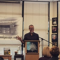 Photo taken at Book Passage Bookstore by SunLight Y. on 4/11/2015