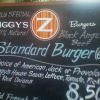 Photo taken at Ziggy's Burgers by Artie G. on 3/21/2013