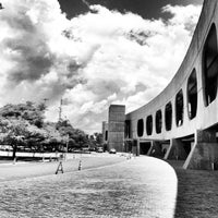 Photo taken at CCBB - Centro Cultural Banco do Brasil by Danilo A. on 12/11/2012