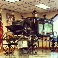 Photo taken at Tallahassee Antique Car Museum by Shaun W. on 10/14/2012