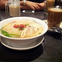 Photo taken at PappaRich by Safira A. on 11/10/2012