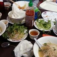 Photo taken at Hien Vuong Restaurant by Ann W. on 11/16/2013