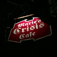 Photo taken at Marie's Crisis Cafe by Steven T. on 3/16/2013