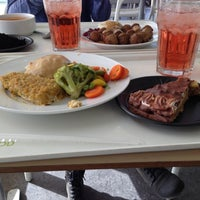 Photo taken at IKEA Restaurant by Brian P. on 11/14/2012