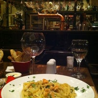 Photo taken at Brasserie Omirou by Maria A. on 11/16/2012
