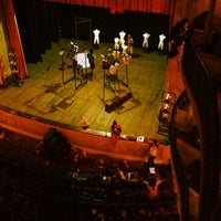 Photo taken at Teatro Carlos Gomes by Roberto F. on 12/3/2012