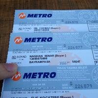 Photo taken at Metro Turizm by Elif K. on 6/21/2013