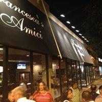 Photo taken at Francesca's Amici by Patrick O. on 8/29/2013
