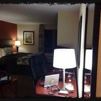 Photo taken at Sleep Inn & Suites by Patrick O. on 5/1/2013