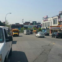 Photo taken at Fordham Road Shopping Center by Gregory C. on 5/25/2016
