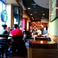 Photo taken at Starbucks Coffee by Angel A. on 10/28/2012