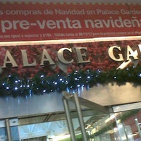 Photo taken at Palace Garden Shopping by Dani on 12/4/2012