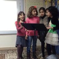 Photo taken at International Programs School by Randa S. on 12/10/2013