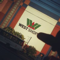 Photo taken at West Shopping by Raphael S. on 7/18/2013