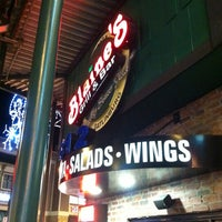 Photo taken at Blaine's Grill & Bar by larry m. on 12/22/2012