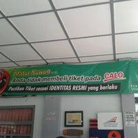Photo taken at Stasiun Wates by Hidayat A. D. on 1/1/2013