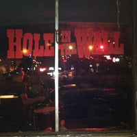 Photo taken at Hole In The Wall by Joseph R. on 12/6/2012