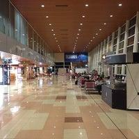 Photo taken at Kuching International Airport (KCH) by Samuel T. on 9/26/2013